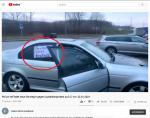 """Regierungskritiker aus Verkehr gezogen: """"keine Autos mit Aufschrift Freiheit und Frieden"""""""