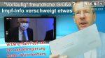 """Regierung Baden-Württemberg verschweigt """"Vorläufigkeit"""" der Zulassung in Impf-Werbepost"""