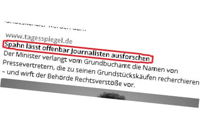 Führt Merkel-Truppe schwarze Listen für unliebsame Journalisten? Privilegien-Journalisen betroffen?