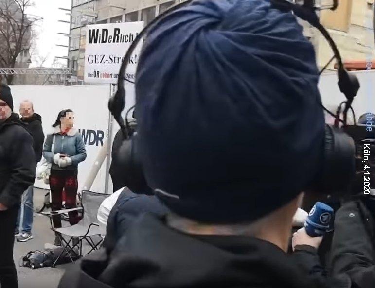 Naht das Ende des Beitrages Schreckt ARD-ZDF für Rassismus-Story in NRW selbst vor Straftaten nicht zurück