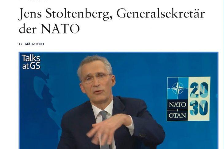NATO und Hochfinanz informieren: Klimawandel Ursache für Syrienkrieg