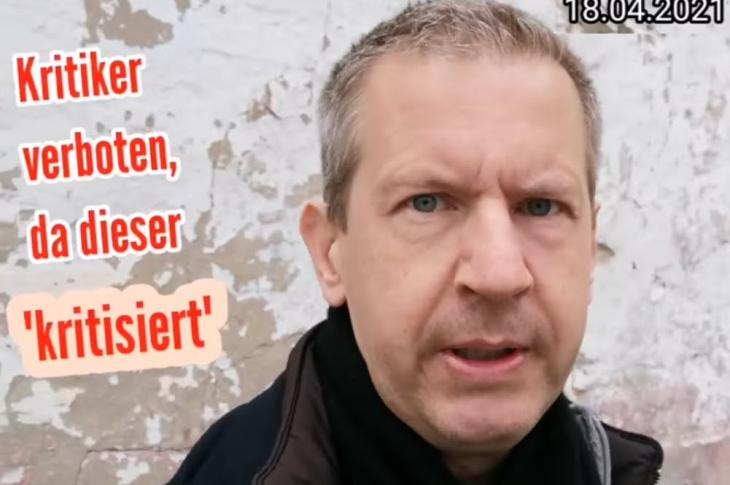 """Heidelberg verbietet Kritiker-Demo, da Anmelder """"kritisiert"""". Und: Mein persönlicher Demo-Jahrestag"""