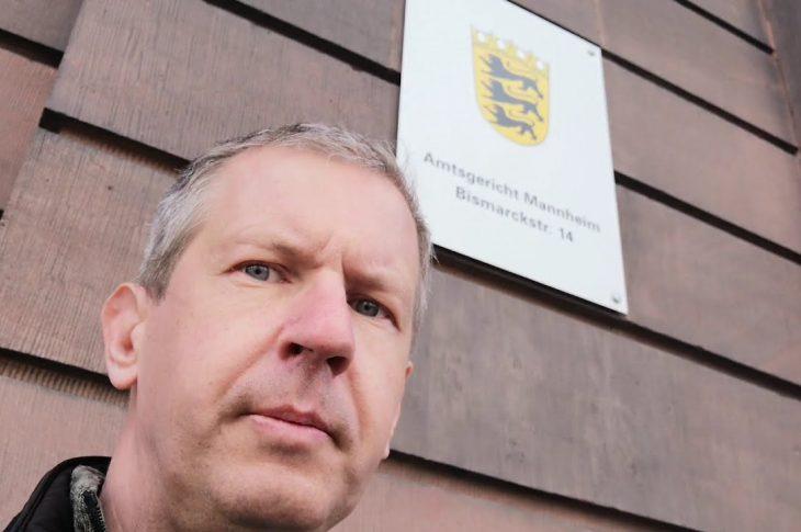 Mannheim. Prozess Kraftwerk-Störer 8.8.2020. War Strom-Ausfall Thema?