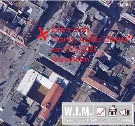 Vorschaubild Mannheim. Erst Sonderbehandlung, dann Ausschreitungen. Palästinenser-Demo